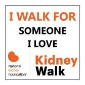 walk for someone you love
